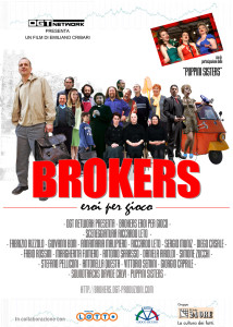 Brokers eroi per gioco -  Movie Poster