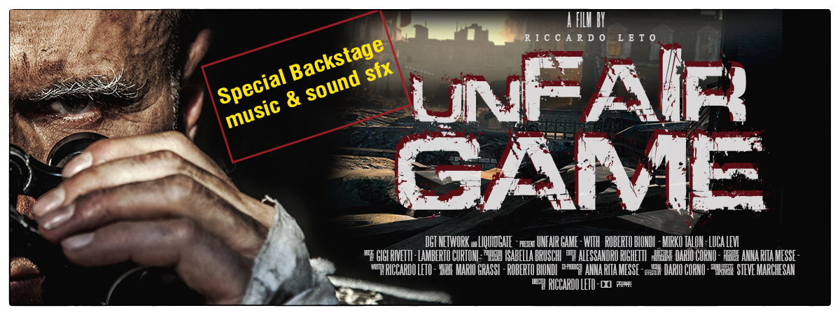 Unfair Game - Backstage music & sound sfx